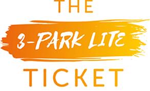 3-Park Lite Ticket logo.