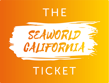 The SeaWorld California 1-Day logo.