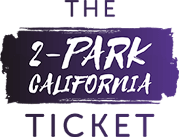 The 2-Park SeaWorld & Aquatica California Ticket logo.