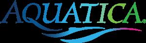 Aquatica logo.