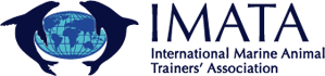 International Marine Animal Trainers' Associatation logo.