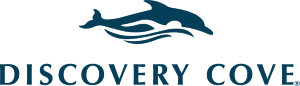 Discovery Cove logo.